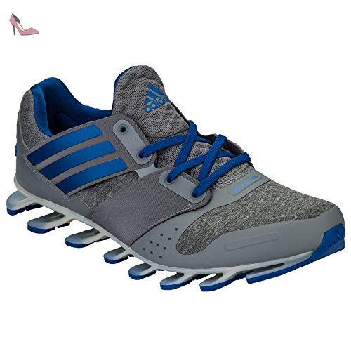 adidas springblade solyce m chaussures de running homme gris
