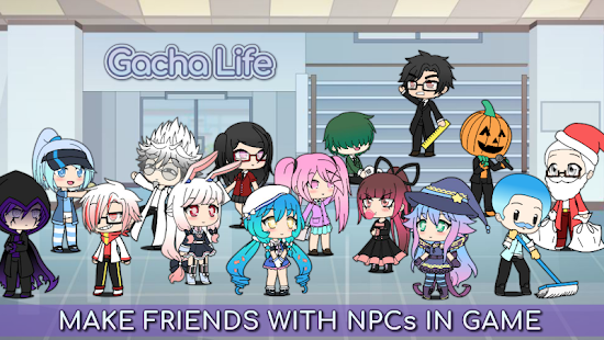 Gacha Life For PC Download for Windows 10/8/7 & Mac