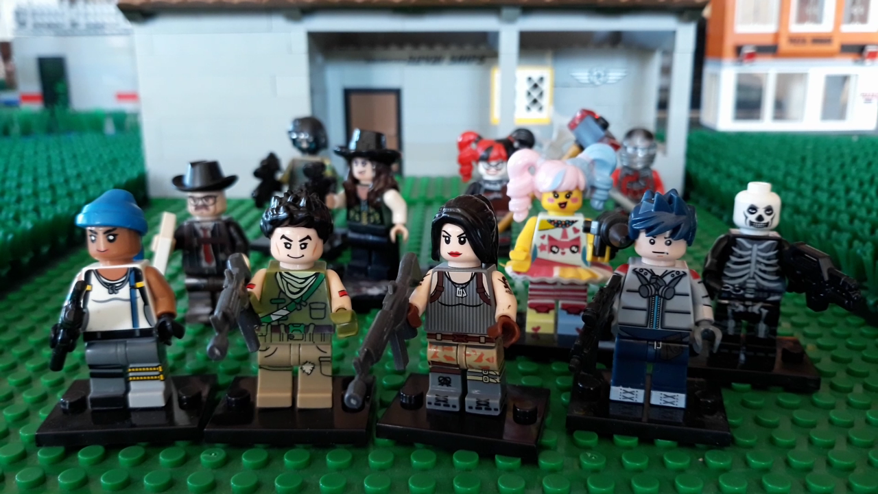 Lego Fortnite Battle Lego Fortnite Battle