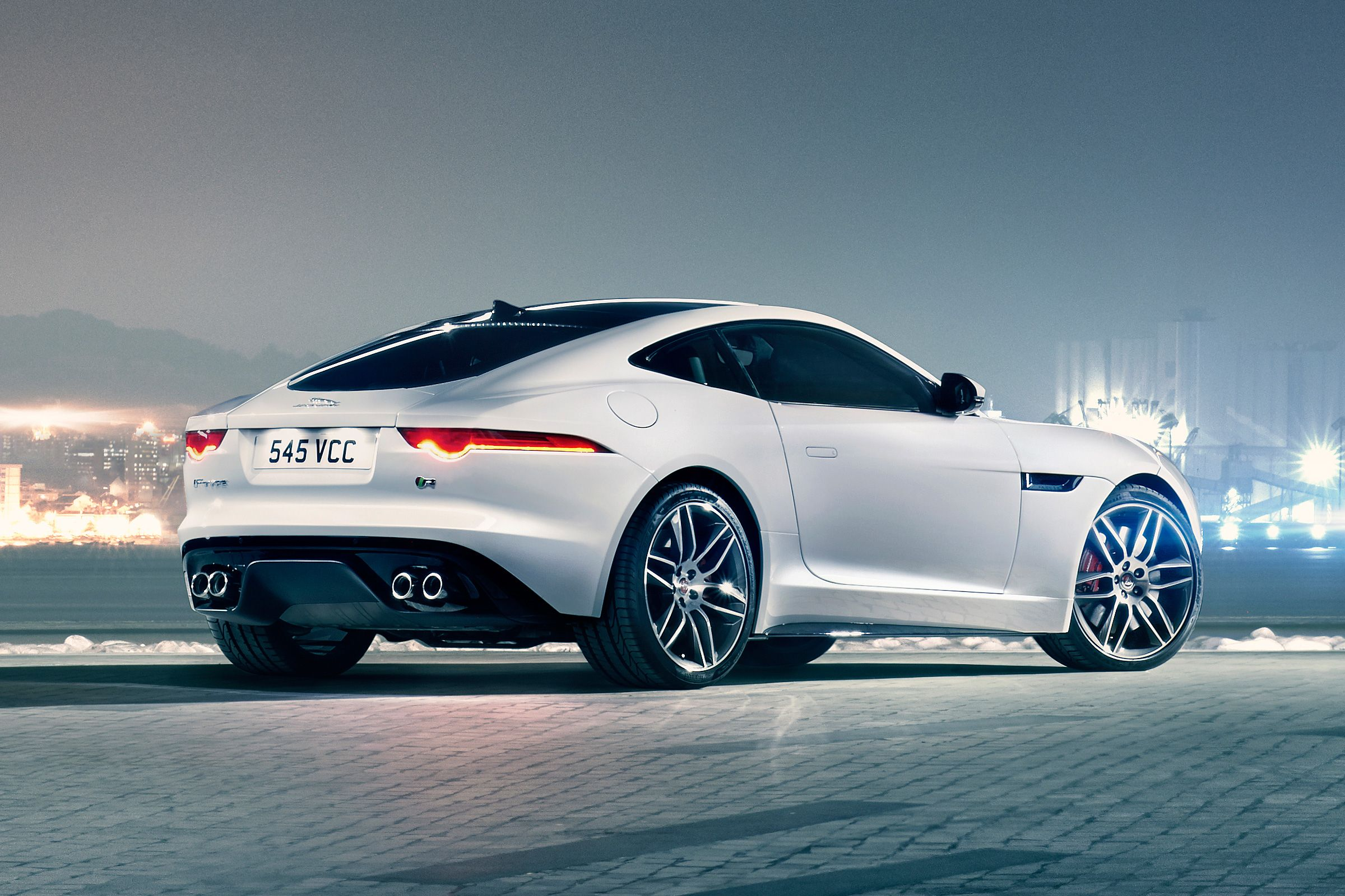 Jaguar land rover to unveil f type coupe at 2014 indian auto expo