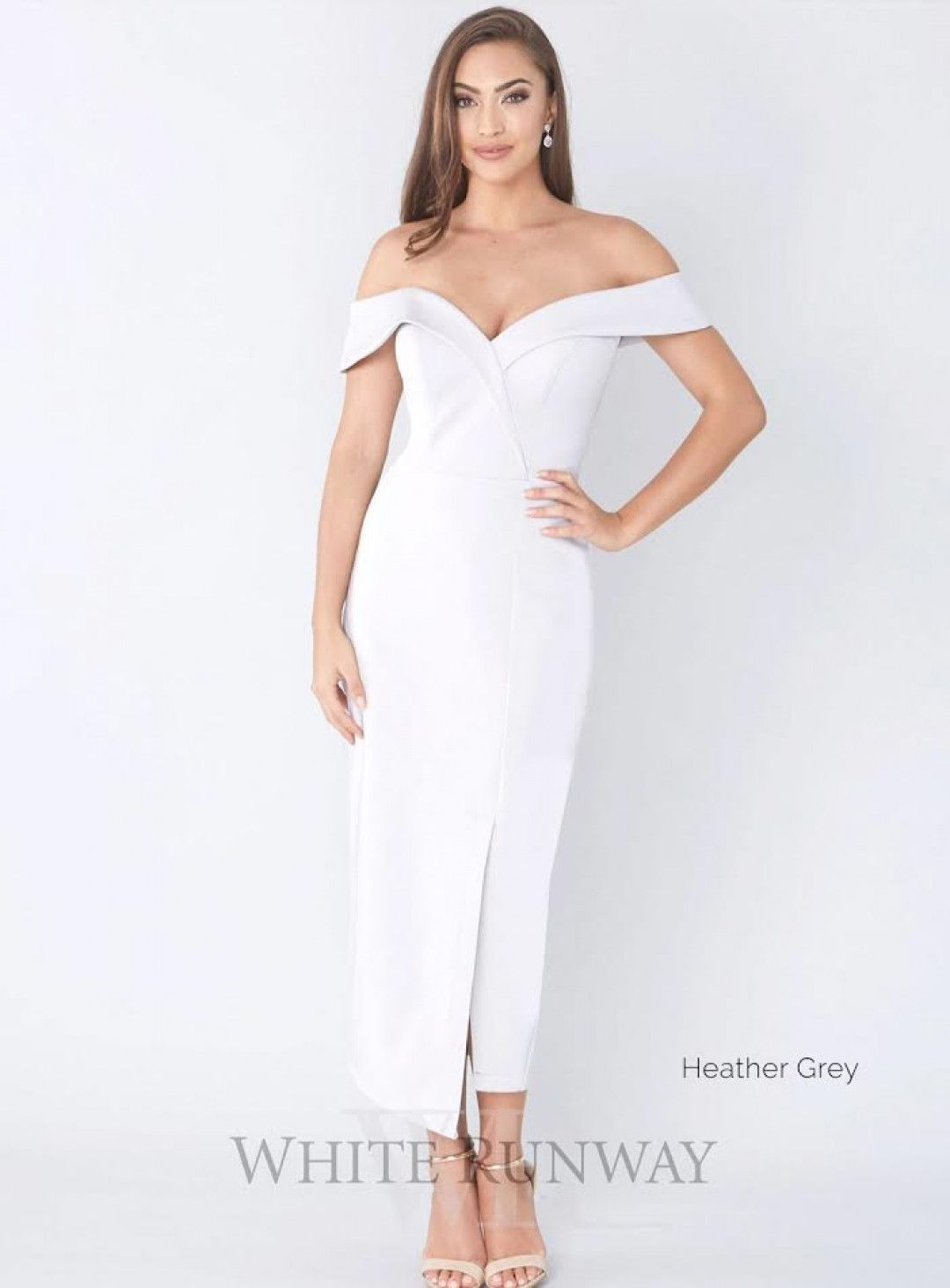 Connelly midi in style pinterest wedding dresses