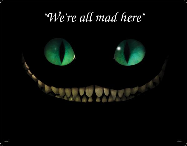 tim burton alice in wonderland cheshire cat | Cheshire Cat