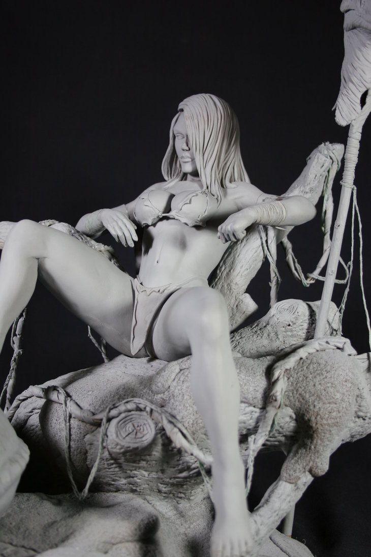 Shanna The She-Devil 4 by ~Spanglerart on deviantART