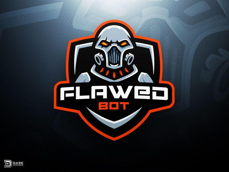 Cyborg Esports Logo Graphic Design Logo Sports Team Logos Sports Logo Design