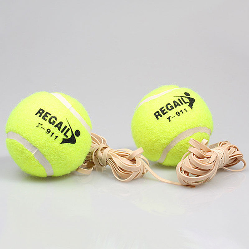3 79 Aud Tennis Training Ball With Rubber Rope Beginners Trainer Single Train Tool Ebay Lifestyle Sport Tennis Tennis Tennis Trainer