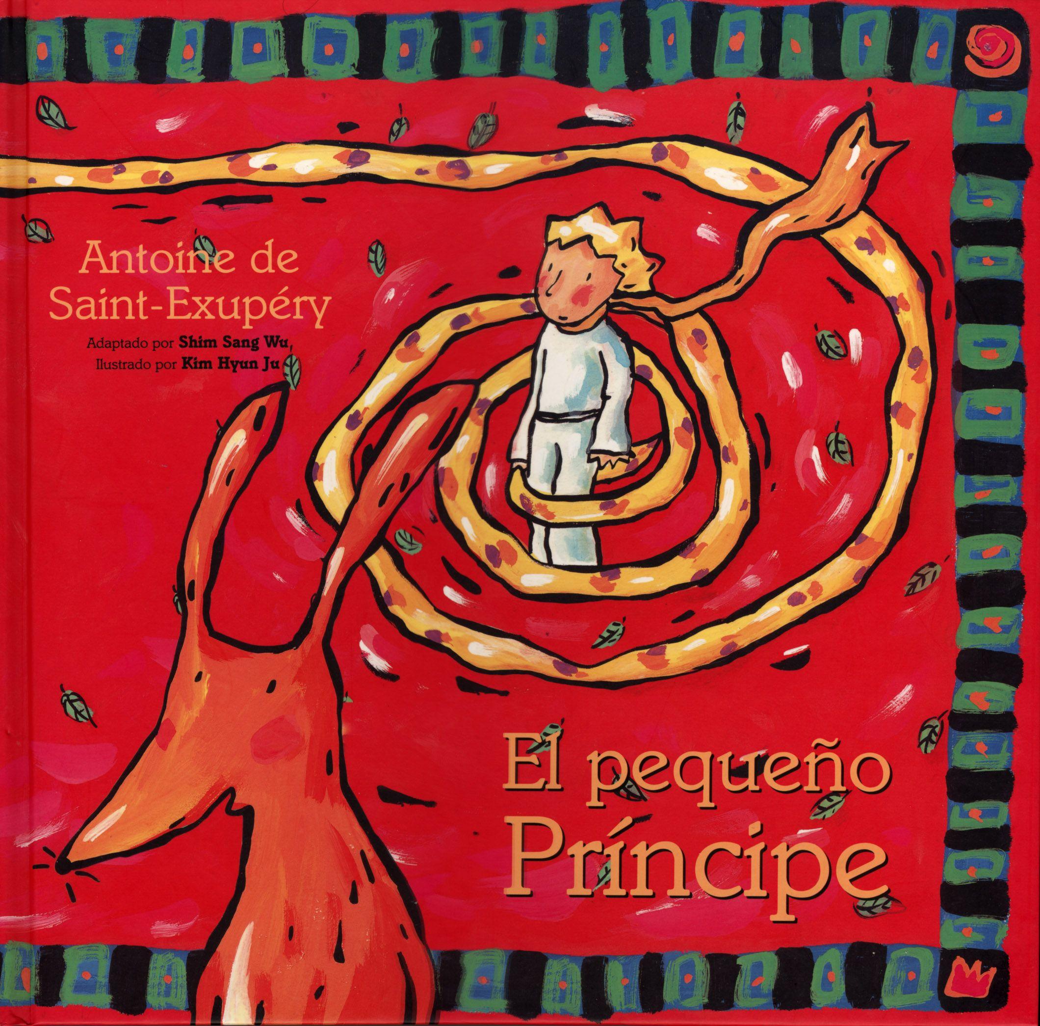 Spanish 185 Little Prince Collection Le Petit Prince The Little Prince Prince Childrens Books