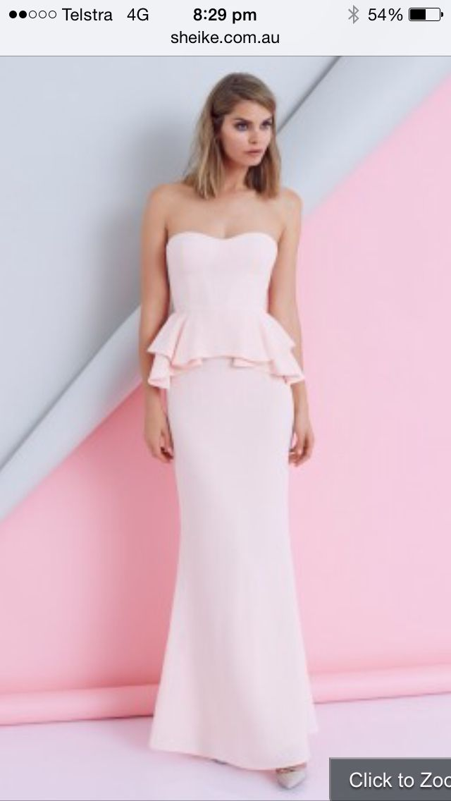 Bridesmaids dress | Wedding | Pinterest