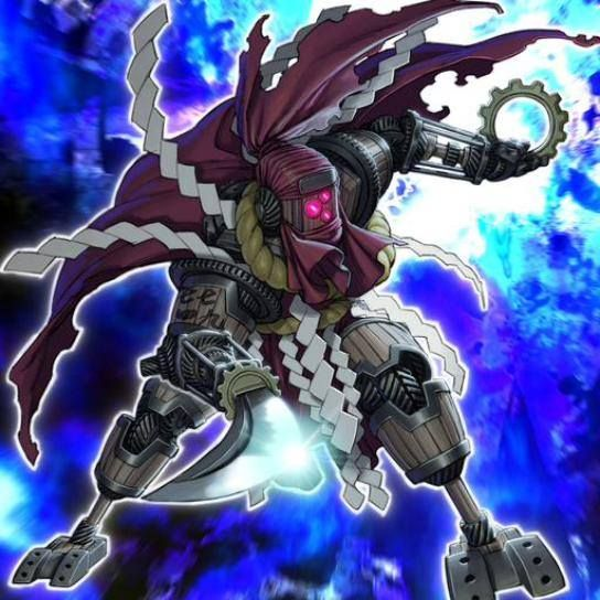 """Genex Army Yugioh Fandom Powered By Wikia: Karakuri Ninja MDL 7749 """"Nanashick"""""""