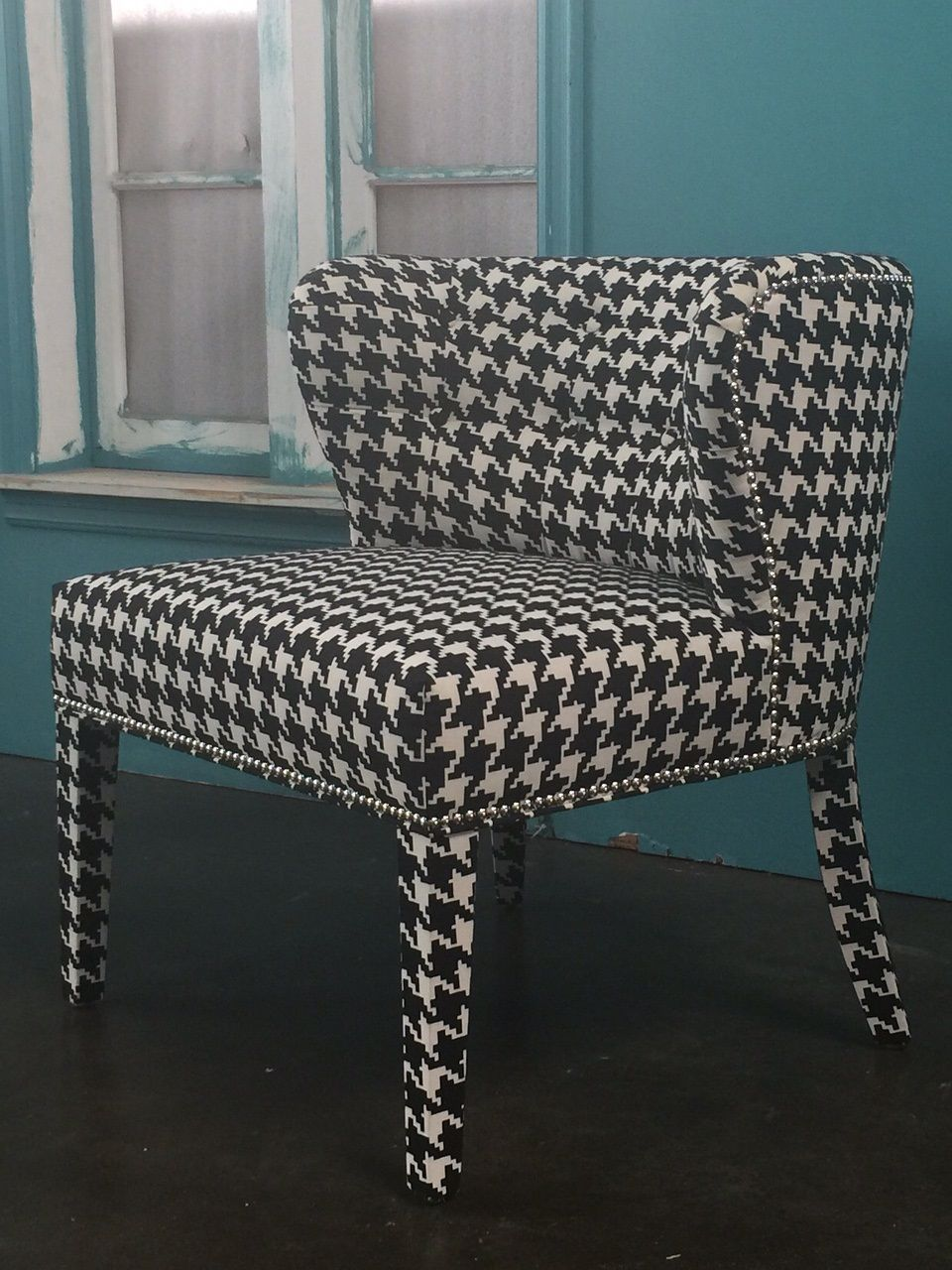 Well, hello Phoxie! Our Phoxie chair. design interiors