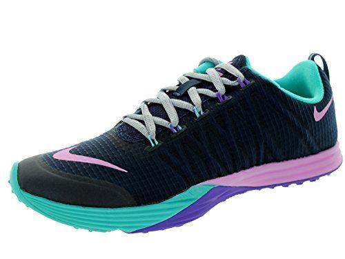 Nike Women's Lunar Cross Element Obsidian/Lt Mgnt/Hypr Jd/Hypr Grp Training