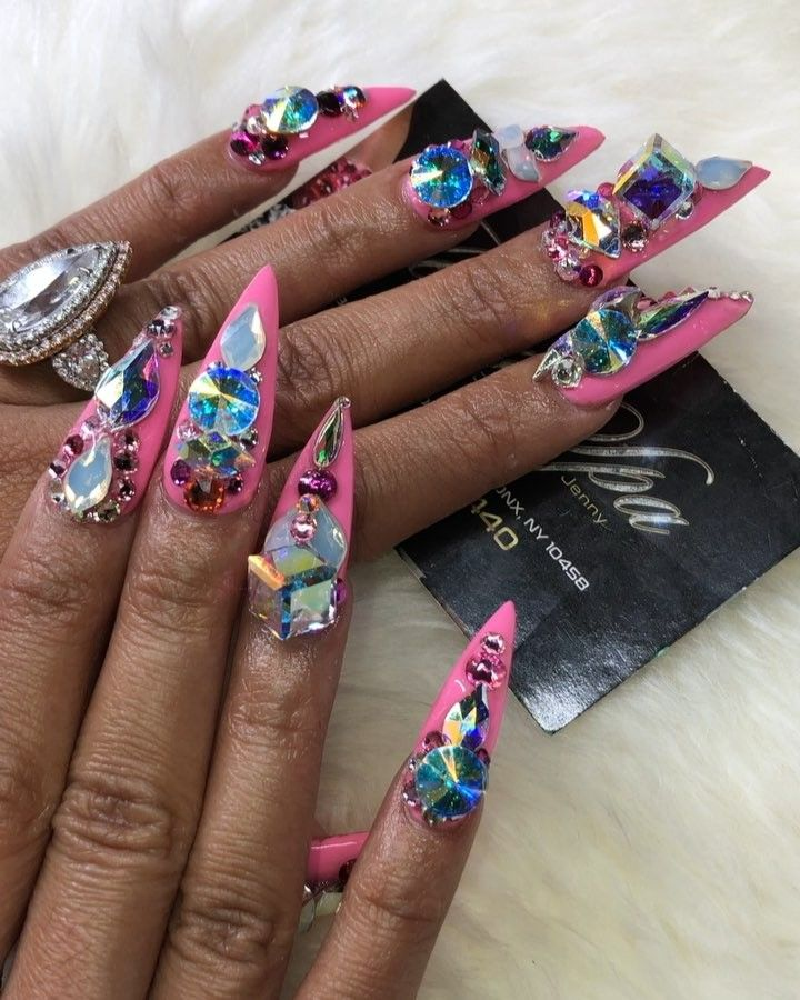 Cardi B S Nails: 48.2k Likes, 898 Comments