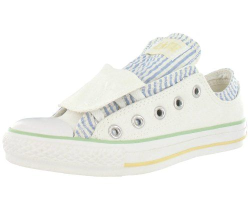best Converse Mens All Star Chuck Taylor Double Upper Ox Casual Shoe White Carmine