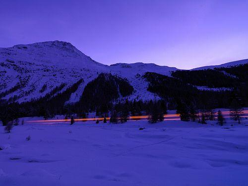 Runtunas, Pontresina, Graubünden, Schweiz