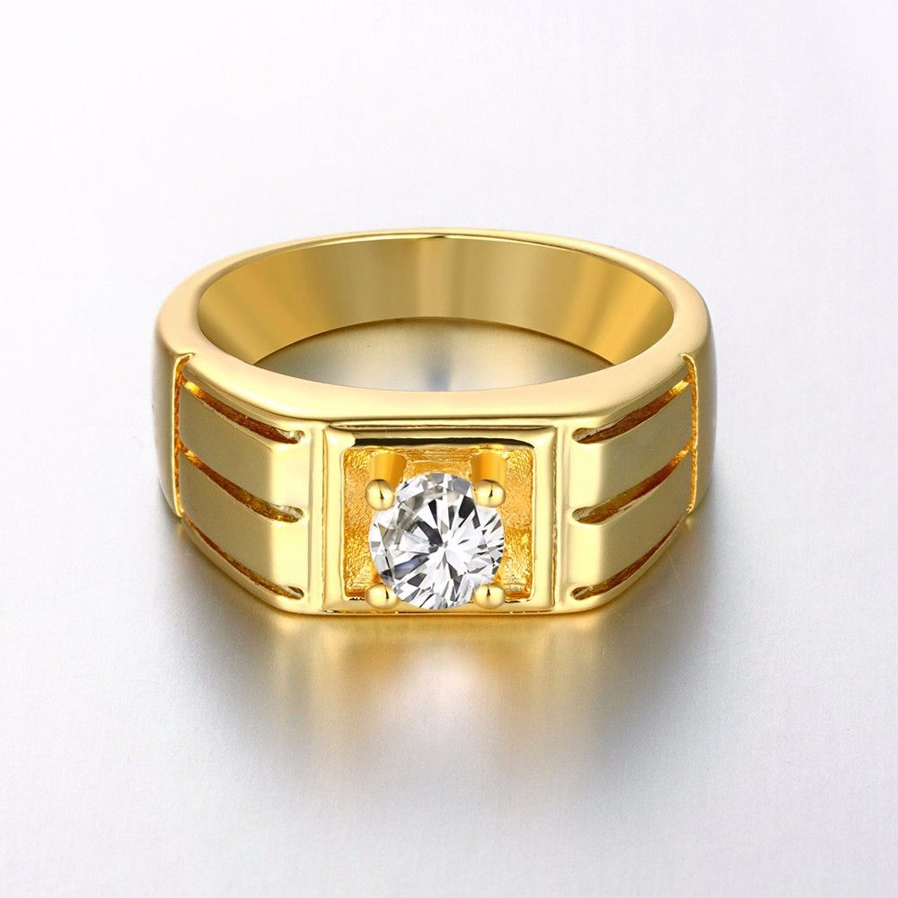 Men S Jewellery Gold Gold Ring Design For Male Without Stone Gold