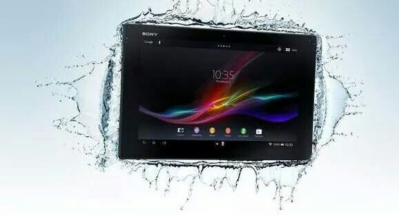 Get this sony experia z tablet from tabket city 3f of SM City Sta. Mesa
