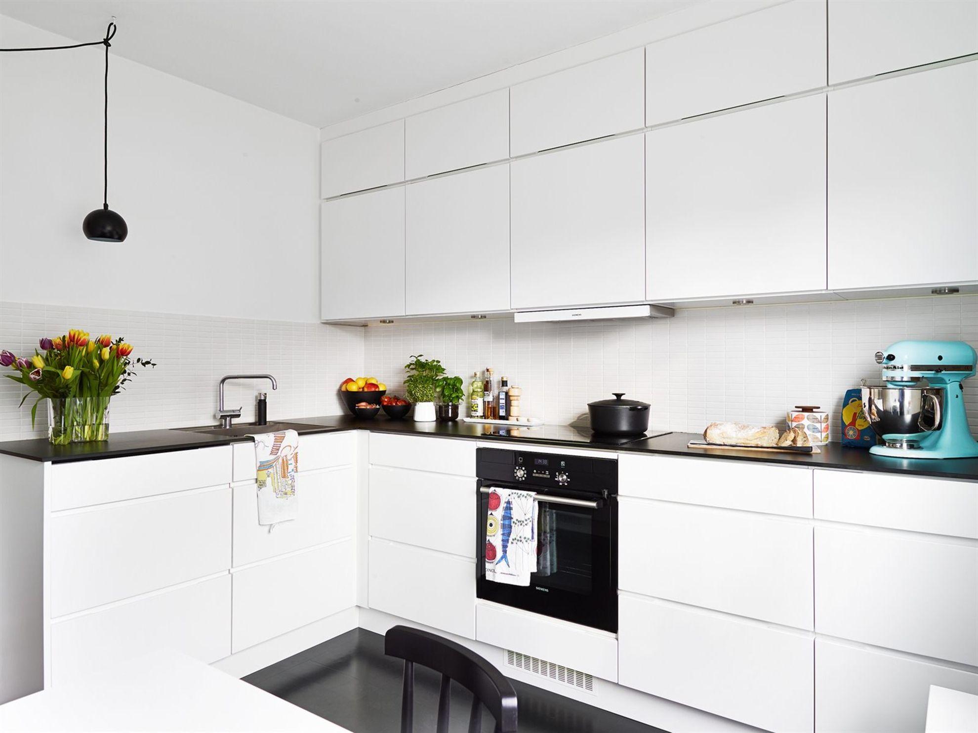 stilrent och modernt k k interior kitchen pinterest k che und h uschen. Black Bedroom Furniture Sets. Home Design Ideas