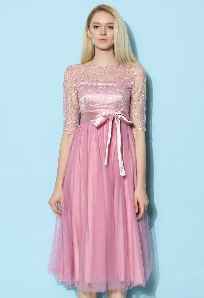 Sakura Fairy Tulle Prom Dress - Party - Dress - Retro, Indie and ...