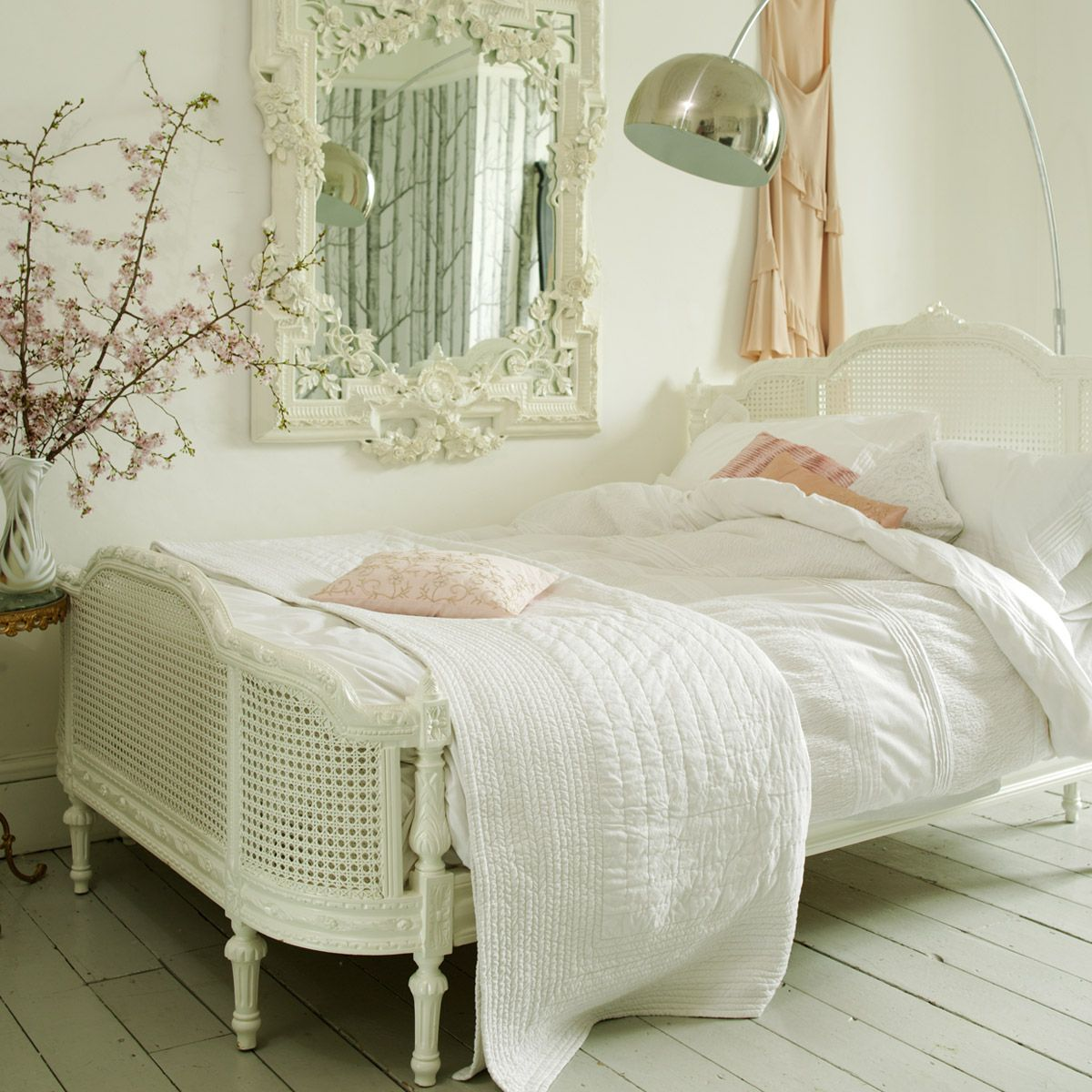 Country Style Bedroom Design Ideas Gorgeous So Pretty And So Feminine  Not Surprisingly This Is Our Design Ideas