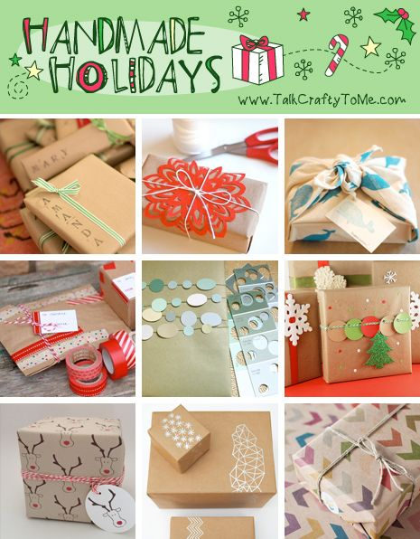 The talk christmas giveaways ideas