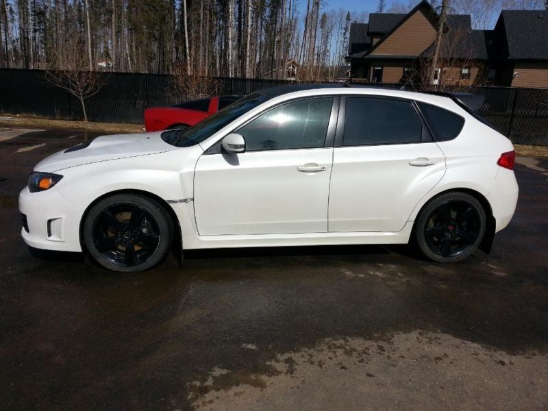 """Car 2010 Subaru Impreza WRX STi in FORT MCMURRAY, AB"