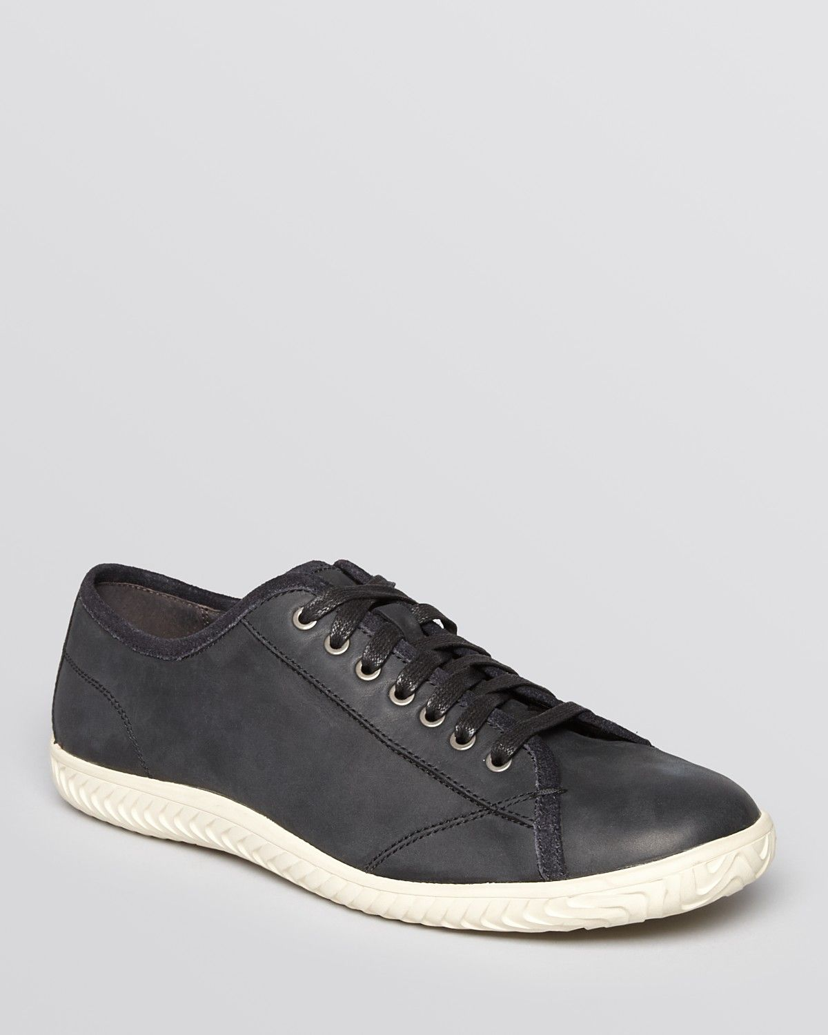 John Varvatos Star Usa Hattan Low Top Sneakers | Rubber/leather | Imported  | Fits