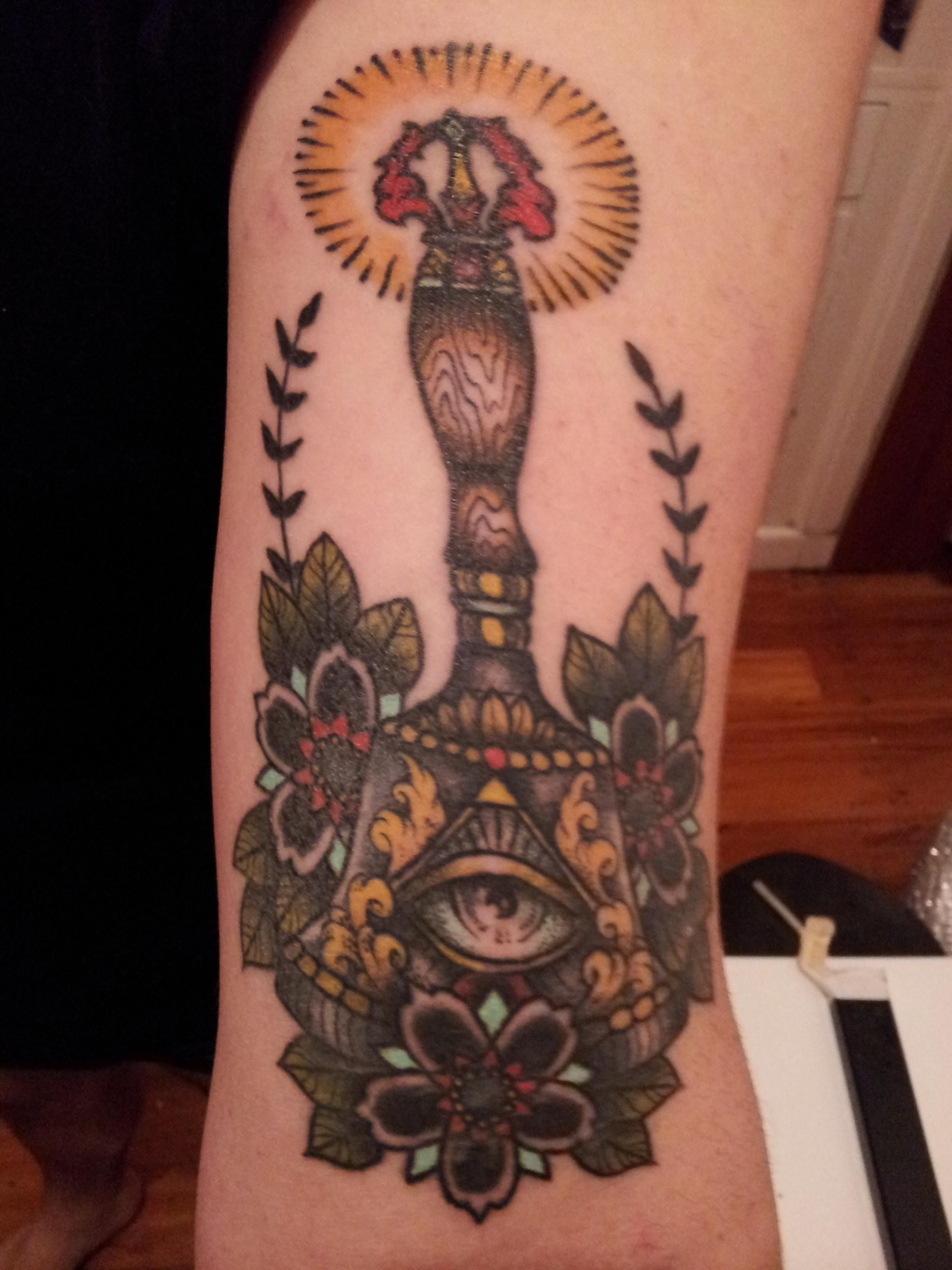 By Tim Gau at Tattoo Machine; Wellington, NZ. | Tattoos | Tattoos ...