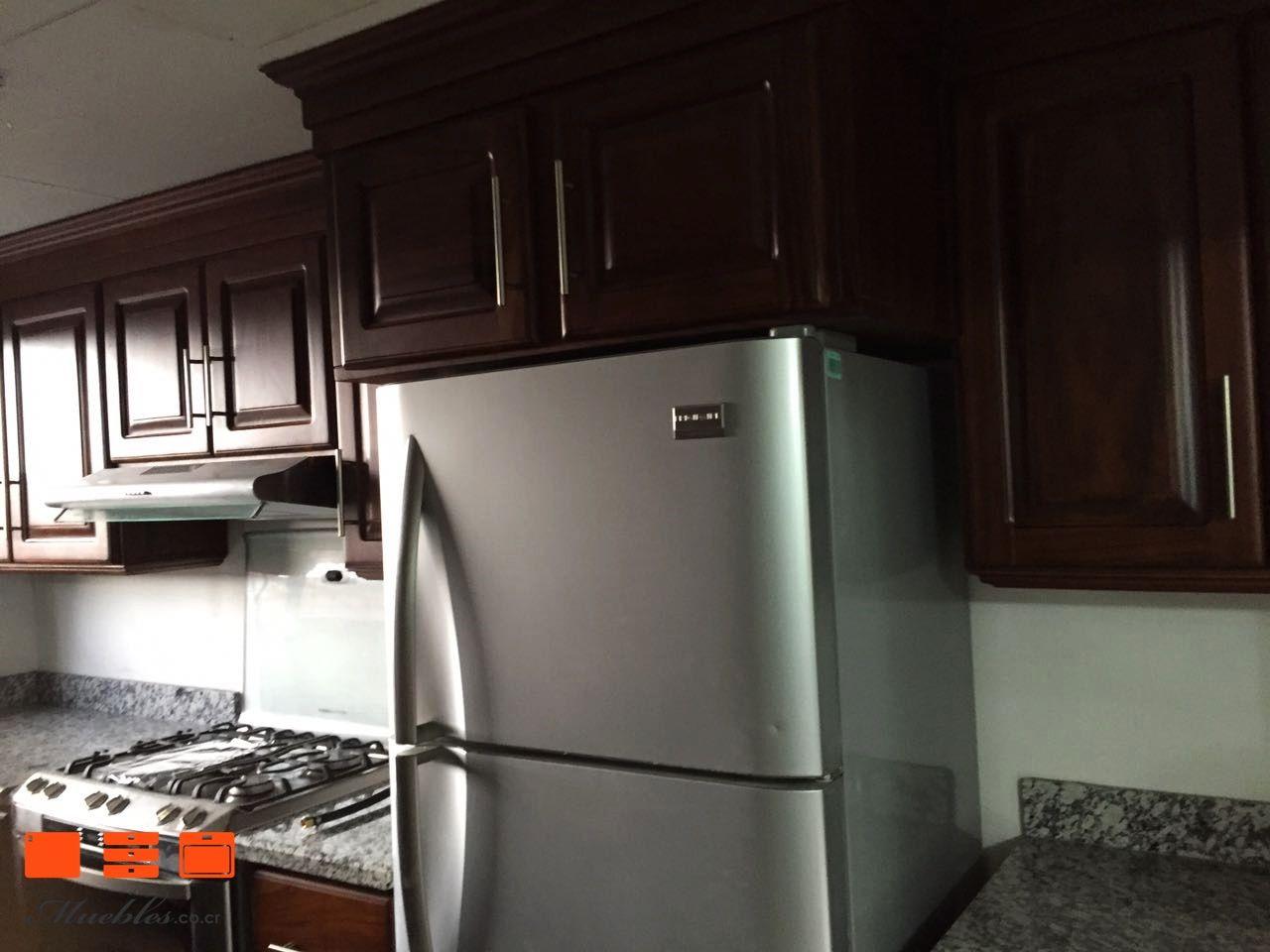 Mueble De Cocina Con Horno Y Refrigerador Empotrados Muebles De  # Muebles Boxetti
