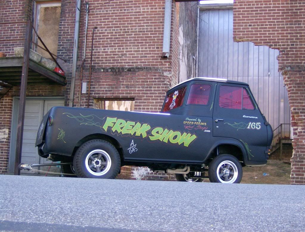 Dodge A 100 Ford Econoline And Chevy Corvair Van Truck Pics