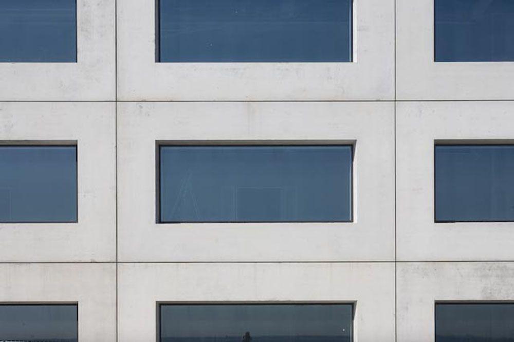 Gallery Of Ck Office Claus En Kaan Architecten 2 Concrete Architecture Facade Architecture Concrete Houses