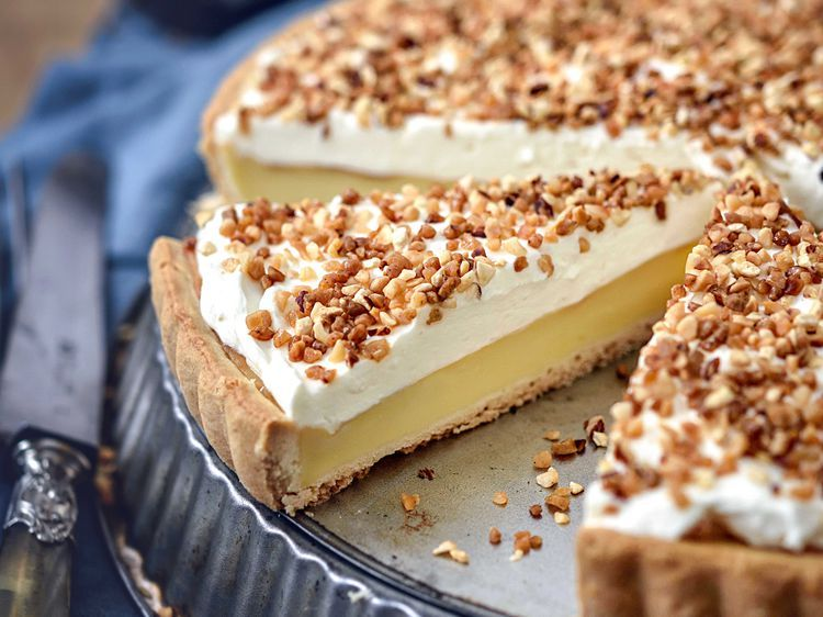 Tarte Bresilienne Recette Gateaux Et Desserts Desserts