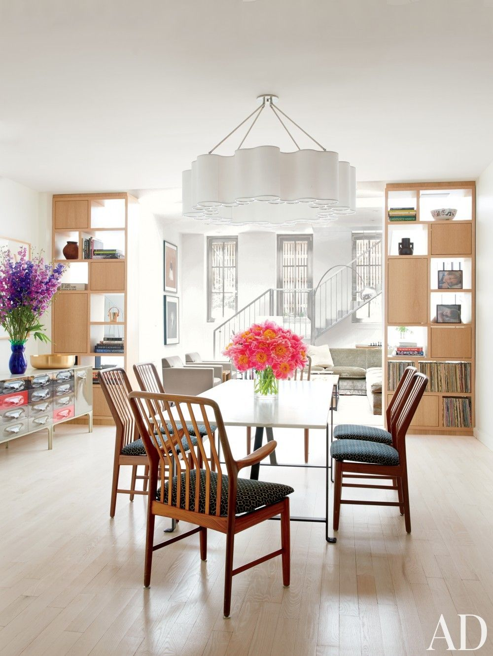 Home interior angles dining room by alexandra angle in new york ny  dining  pinterest