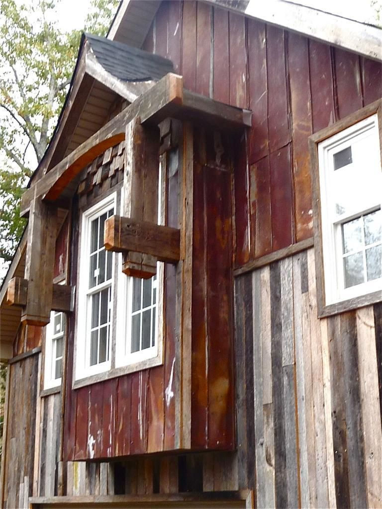 Reclaimed Metal Roofing Panels Recycled Vintage Rusty
