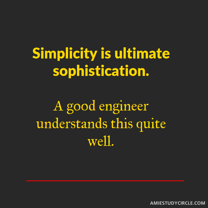Simplicity and engineer. (With images) Tech quotes