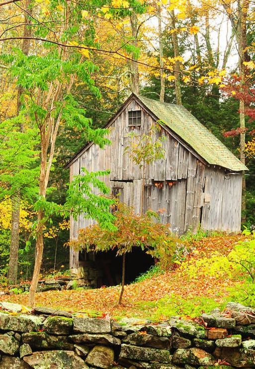 Great Smokey Mountain Barn #barns #mills #farms