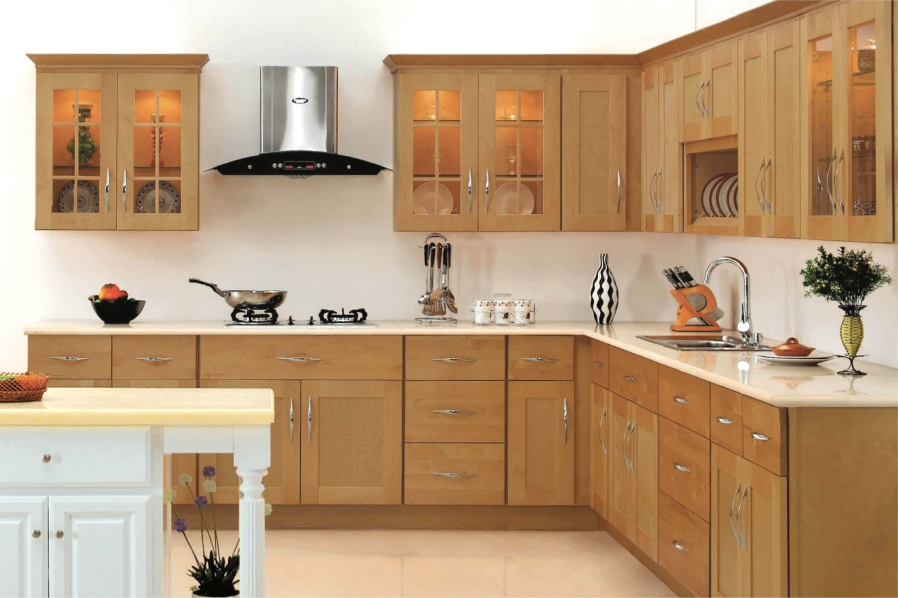 Georgia Honey Shaker Cabinets Best Selling Discounted Get A Free Design In 2020 Simple Kitchen Design Traditional Kitchen Design Modern Kitchen Design