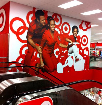 Exceptional Target Red......... Store Interior DesignStore ...
