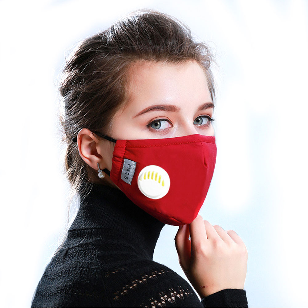 New Hot Best Selling L.Mirror Unisex Respirator Mask With