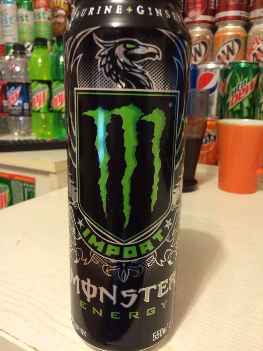 energy drink farligt