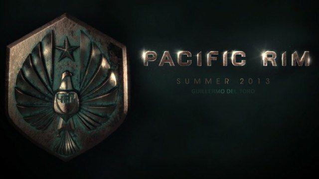 Pacific Rim- Monsters, Robots, and Guillermo del Toro? I'm in.