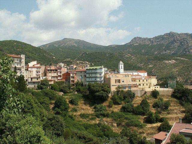 Villagrande Strisaili, Sardegna