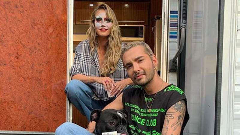 Bill Kaulitz Heidi Klum Stinksauer Mega Arger Vor Queen Of Drags Start Heidi Klum Klum Bill Kaulitz