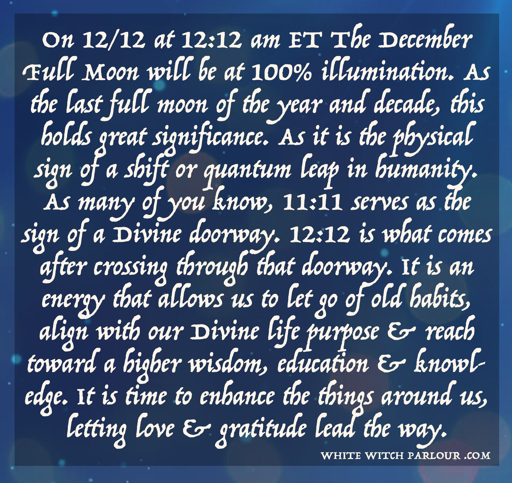 1212 SHIFT #fullmoonquotes