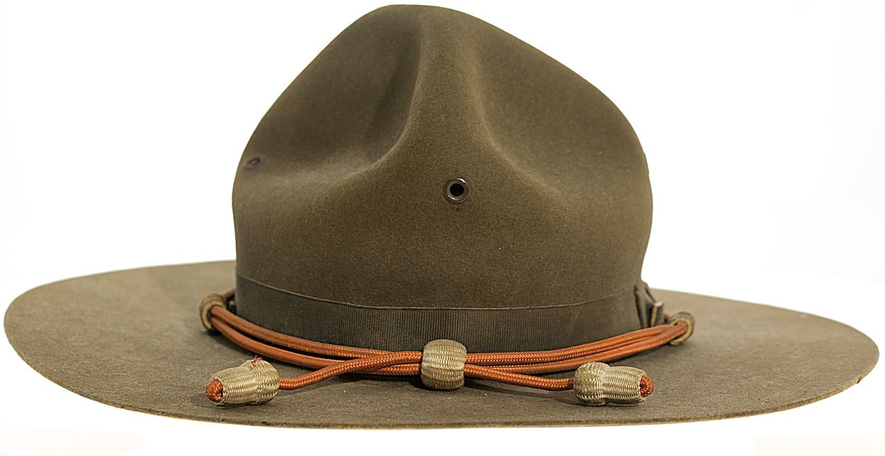 us army signal corp campaign hat us army signal corp us army signal corp campaign hat