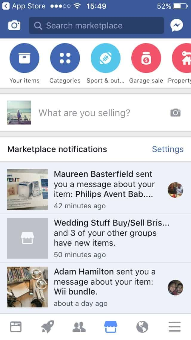 How To Successfully Use Facebook Marketplace To Buy & Sell