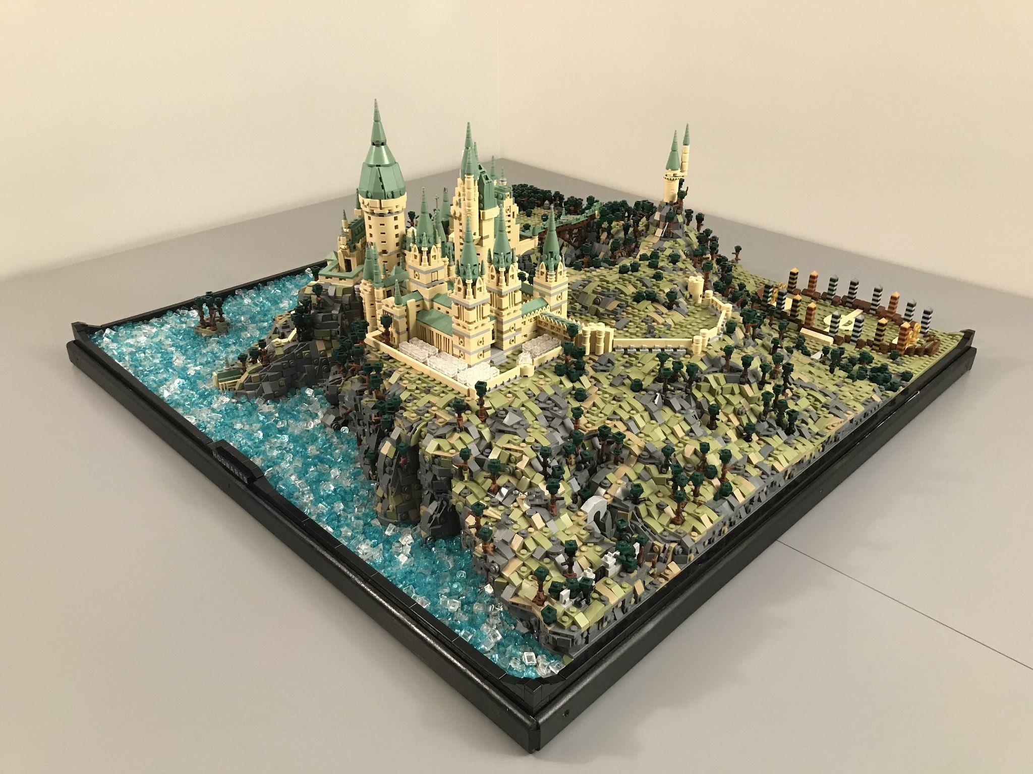 Lego Hogwarts Castle Lego Hogwarts Harry Potter Lego Sets Lego Harry Potter