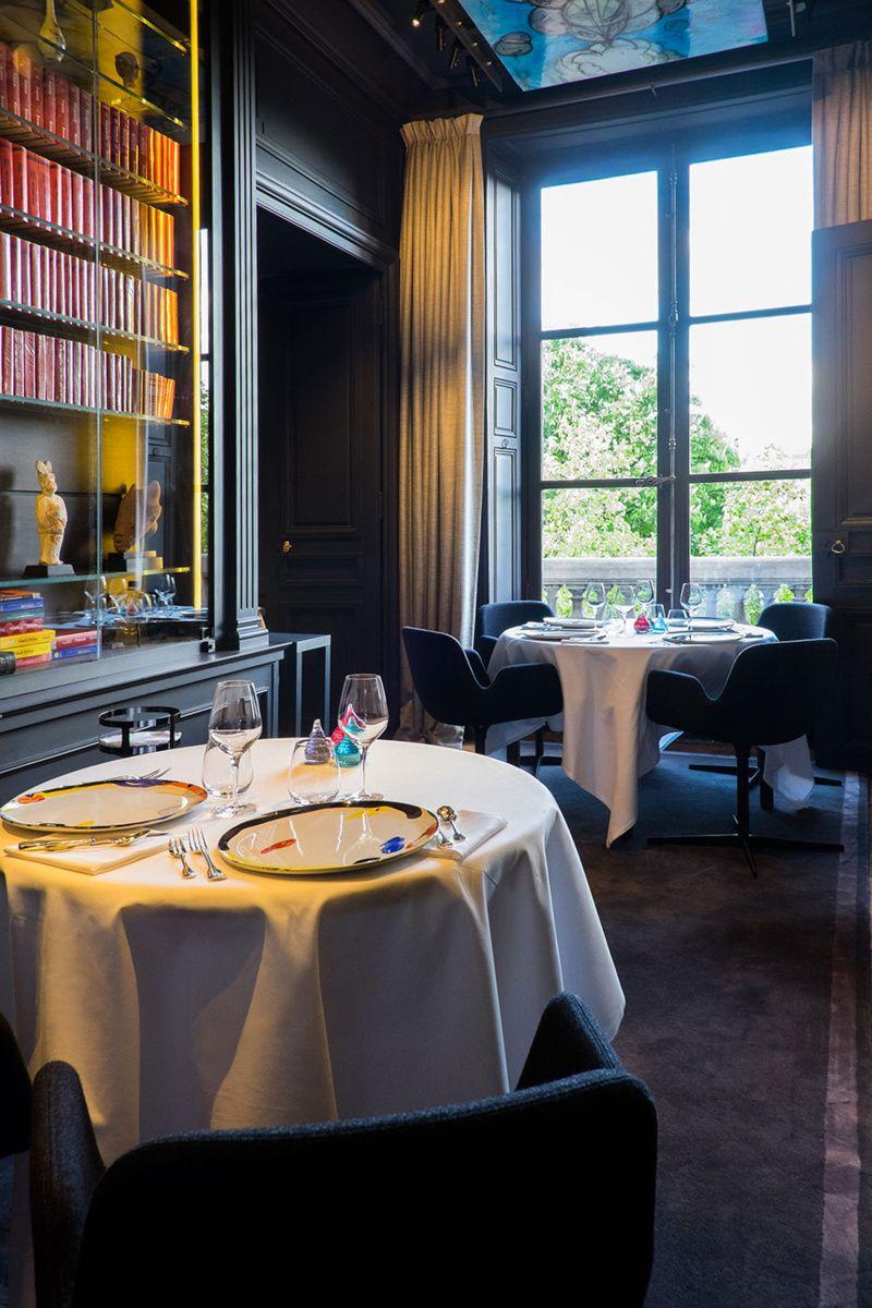 Restaurant Guy Savoy Monnaie De Paris Paris Travel Paris Restaurant