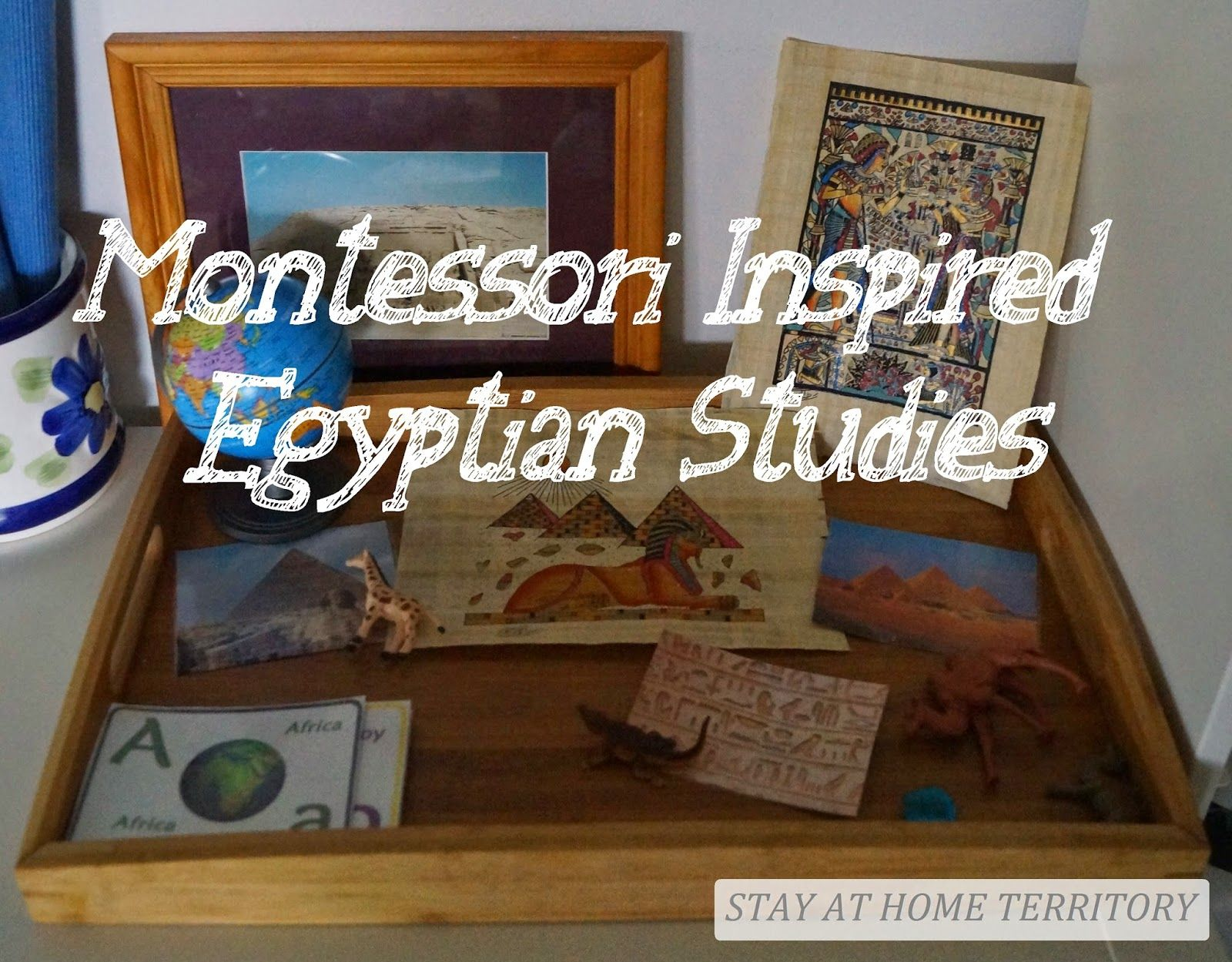Montessori Inspired Egyptian Stu S