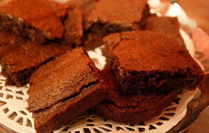 DIY Baking: Rich Chocolate Brownies!