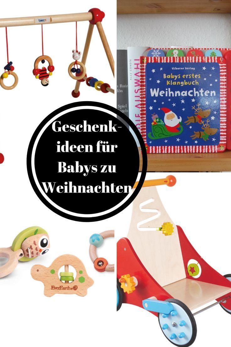 Was kann man einem Baby zu Weihnachten schenken | Elternblogs auf ...