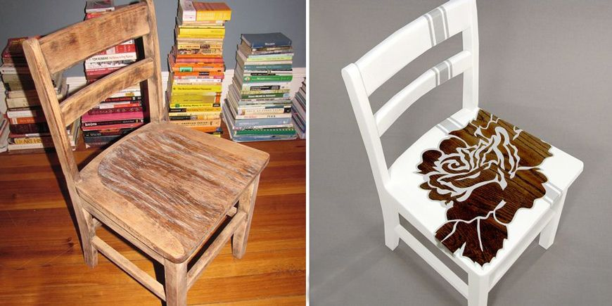 реставрация старой мебели своими руками фото до и после: 9 ...